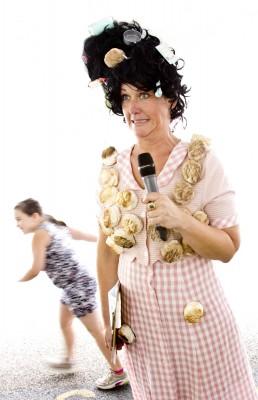 biscuit queen emcee