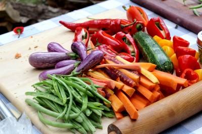 Garden veggies for bundles