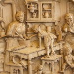 wood carving from aosta italy 150x150 Classes