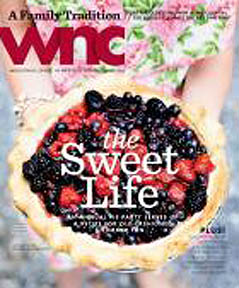 wnc magazine pie cover