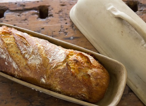 overnight cheese bread