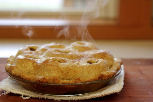 steamy pie