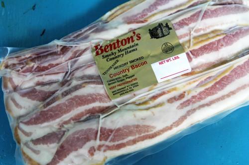 Benton bacon