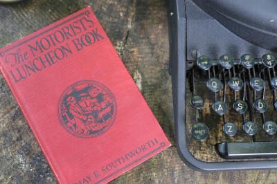motorist's luncheon book
