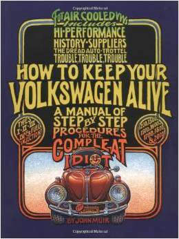 vw idiot book
