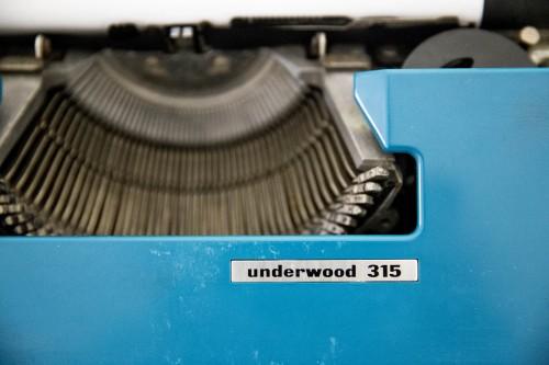 underwood 315