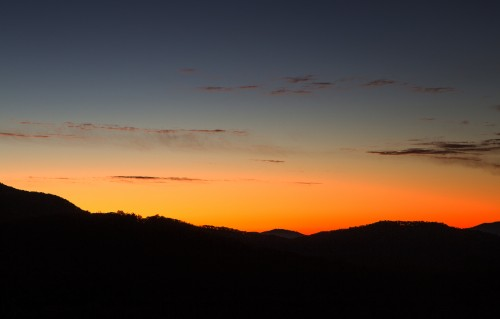 blue ridge sunrise 2