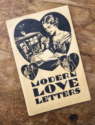 modern love letters, 1931 s