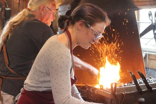 blacksmithing roger