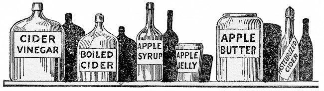 cider syrup how to do things art