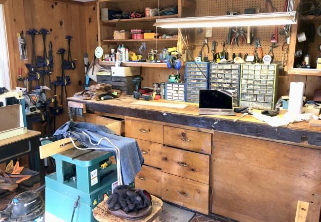 dad's shop
