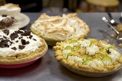 Cream pie day