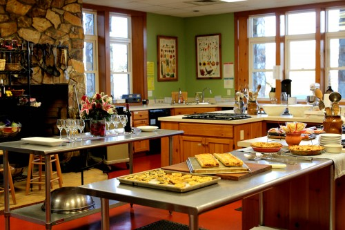 folk school kitchen
