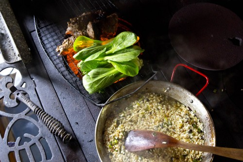 candy roaster risotto