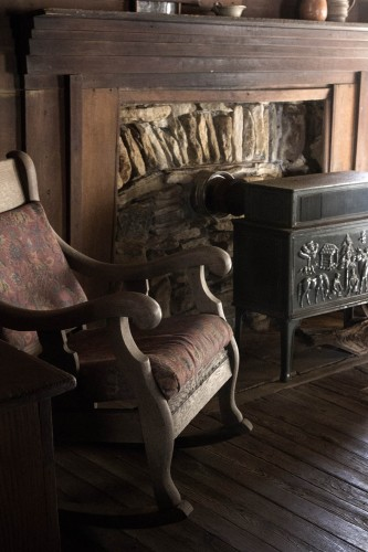 old rockin chair