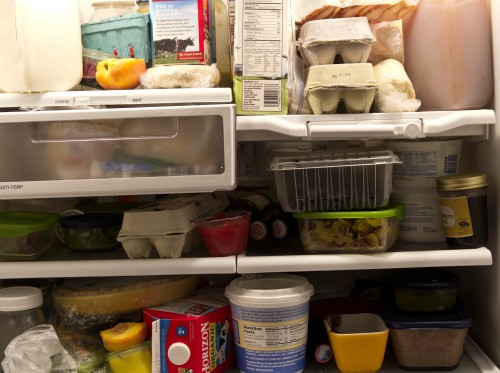 post pie party fridge
