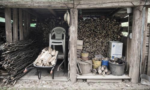 Angeliina's wood