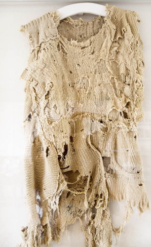 Sweater of resourcefulness