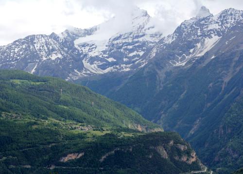 Valle d'aosta, Ozein
