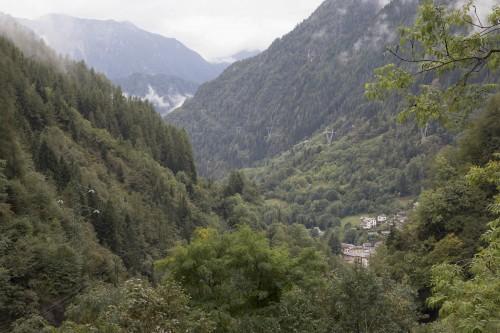 Branzi valley