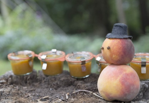 peach butter guard