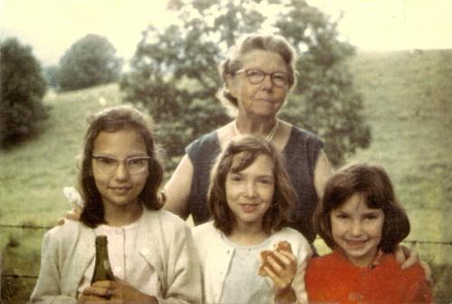 grandmother picnic