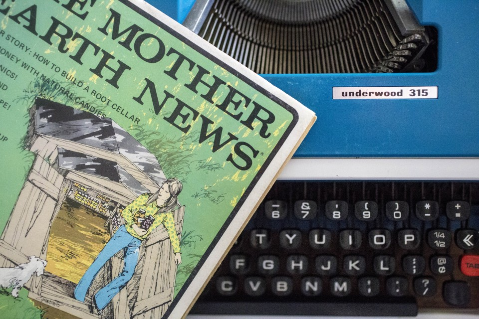 mother earth news underwood 315